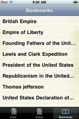 Thomas Jefferson Study Guide screenshot #3