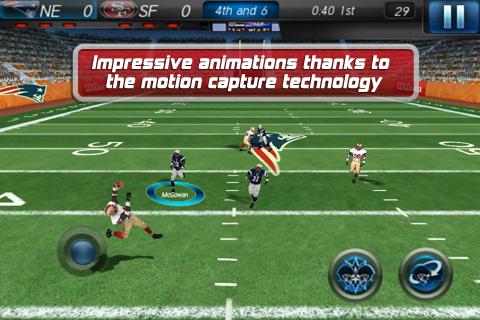 NFL 2011 FREE screenshot 5