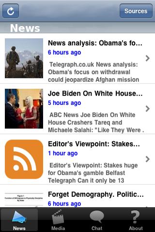 Business News screenshot #1