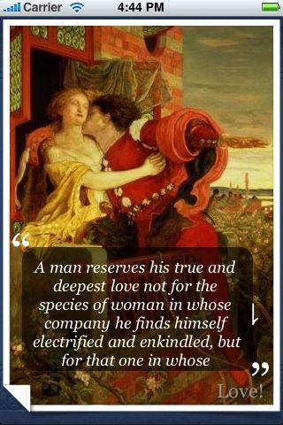 Love Quotes screenshot #1