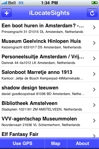 Amsterdam Sights screenshot #2