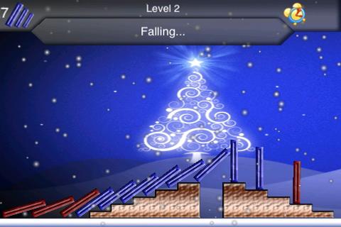 DominoFall Lite screenshot #4