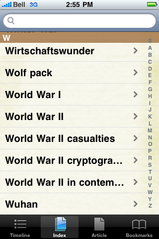 World War 2 Study Guide screenshot #4