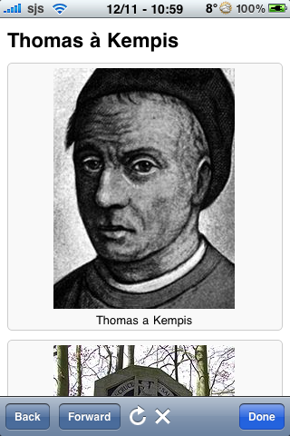 Thomas Kempis Quotes screenshot #1