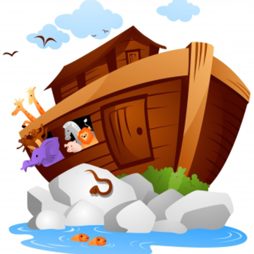 Noah's Ark Snow Globe