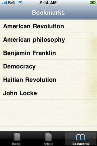 American Revolution Study Guide screenshot #2