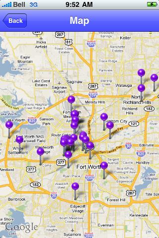 Fort Worth, Texas Sights screenshot #1