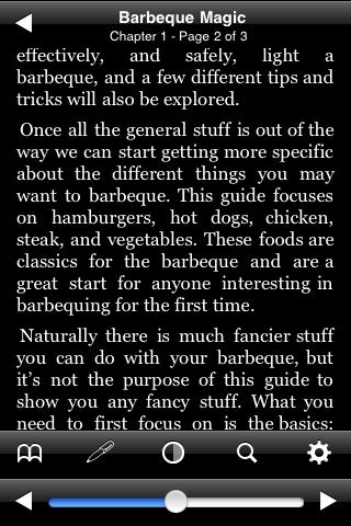 Barbeque Magic screenshot #1