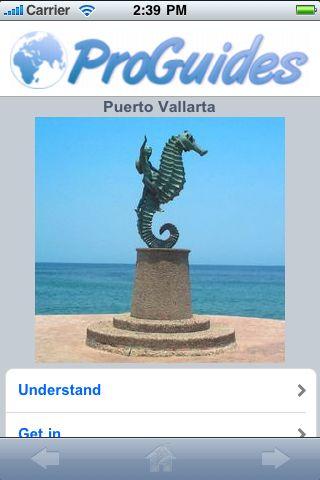 ProGuides - Puerto Vallarta screenshot #1