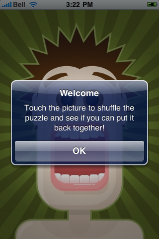 Freaking Out Slide Puzzle screenshot #2