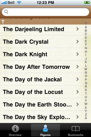The Movie Almanac screenshot #4