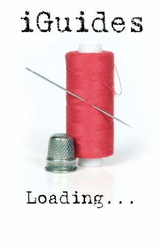 iGuides - Sewing for Beginners screenshot #1