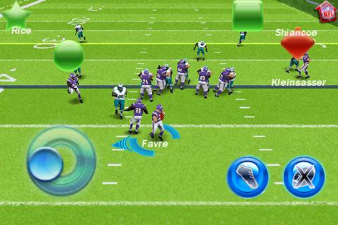 NFL 2010 screenshot #3