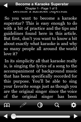 Become a Karaoke Superstar screenshot #1