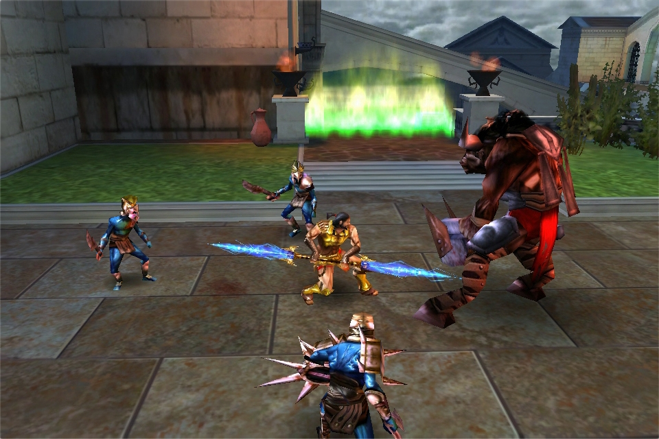 Hero of Sparta 2 FREE screenshot #4