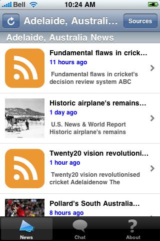 Adelaide, Australia News screenshot #1