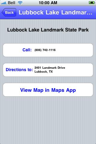 Lubbock, Texas Sights screenshot #3