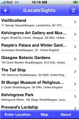 Glasgow, United Kingdom Sights screenshot #3