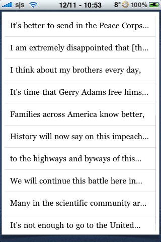 Ted Kennedy Quotes screenshot #2