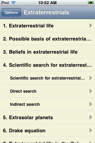 Extraterrestrials screenshot #1