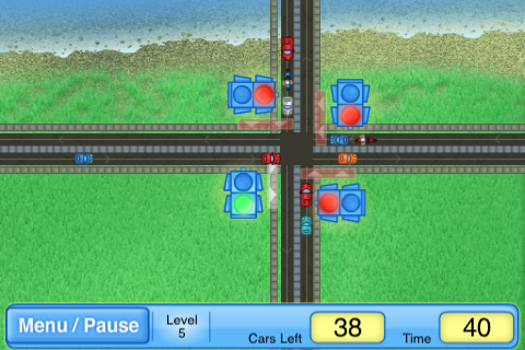 I Love Traffic screenshot #2