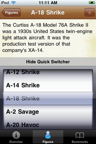 Aircraft Models Pocket Book screenshot #4