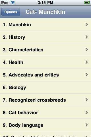 Munchkin Cats screenshot #1