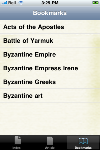 Byzantine Empire Study Guide screenshot #2