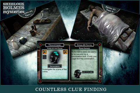 Sherlock Holmes Mysteries screenshot #3