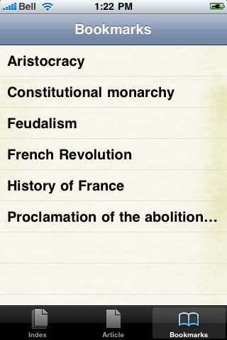 French Revolution Study Guide screenshot #2