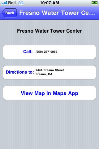 Fresno, California Sights screenshot #3