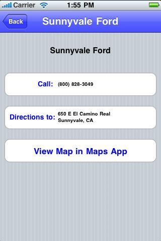 iLocate - Car Rentals screenshot #4