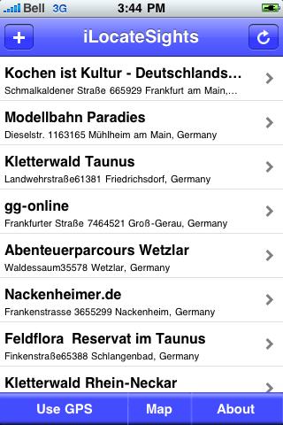Frankfurt Sights screenshot #2