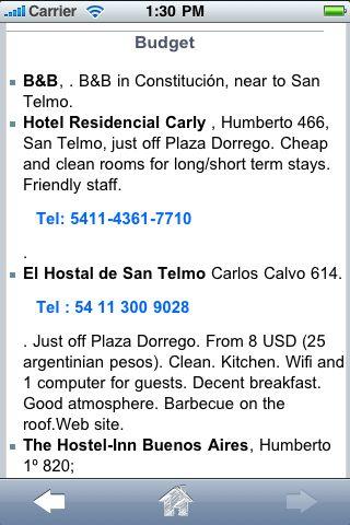 ProGuides - Buenos Aires screenshot #2
