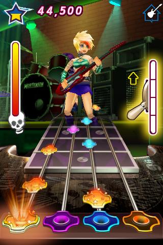 Guitar Rock Tour™ screenshot #1