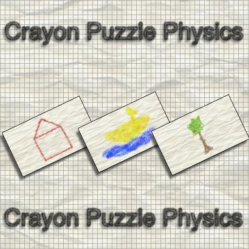 Crayon Puzzle Physics
