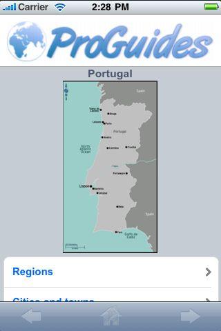 ProGuides - Portugal screenshot #3