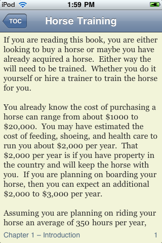 The Beginner's Guide to Horse Training screenshot #2