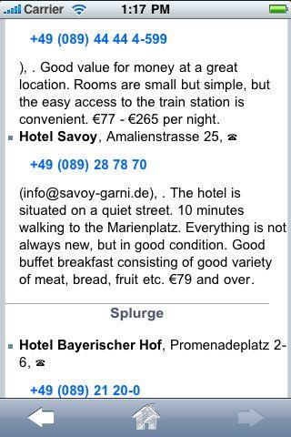 ProGuides - Munich screenshot #2