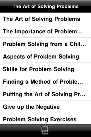 The Art of Solving Problems screenshot #4