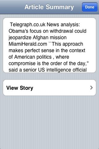 Dining News screenshot #3