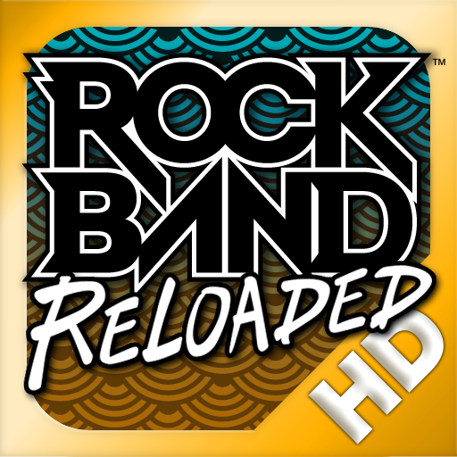 ROCK BAND Reloaded for iPad