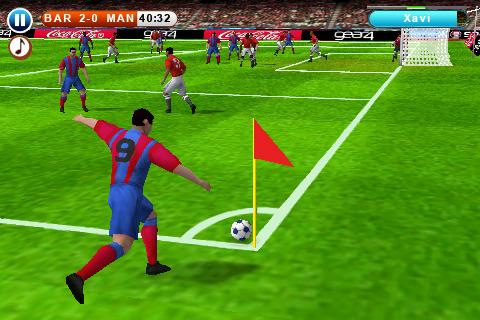 Real Football 2010 Free screenshot #2