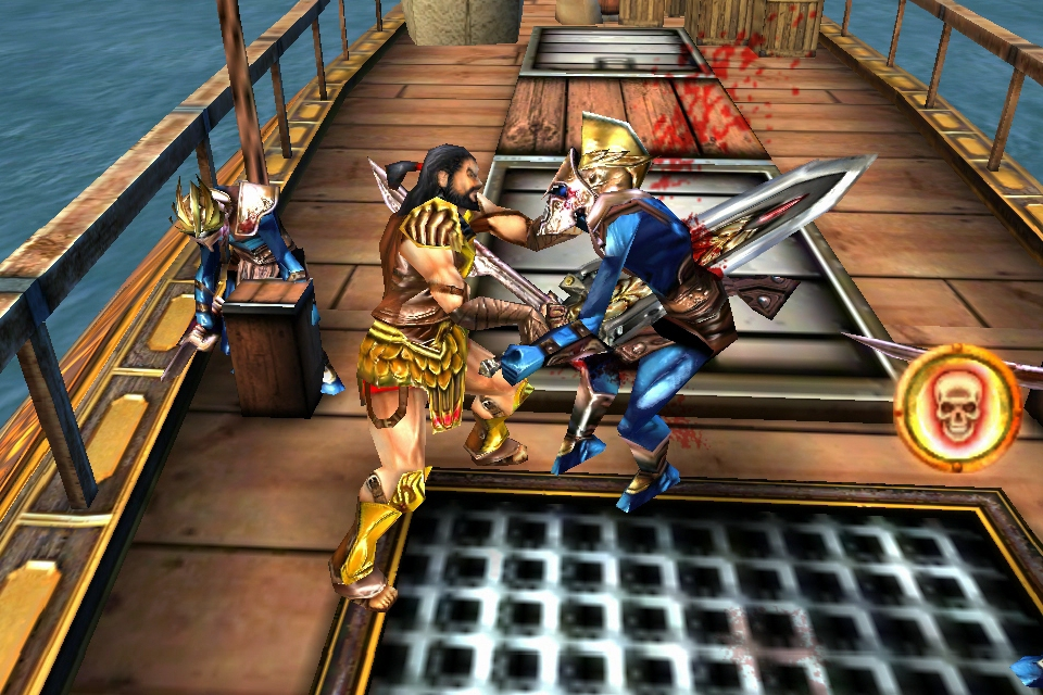 Hero of Sparta 2 FREE screenshot #3