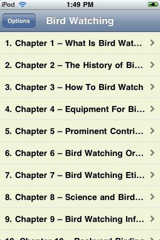 The Beginner's Guide to Bird Watching screenshot #1