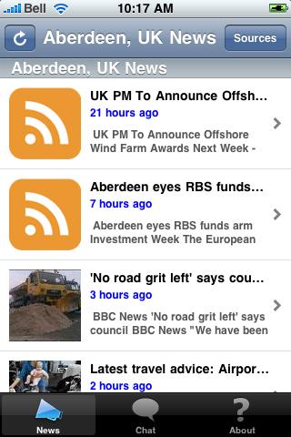 Aberdeen, UK News screenshot #1