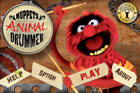 The Muppets Animal Drummer image #1