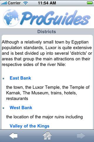 ProGuides - Luxor screenshot #2