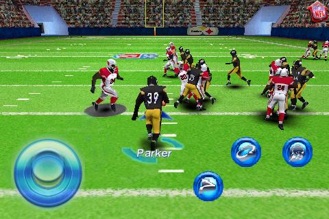 NFL 2010 screenshot #1