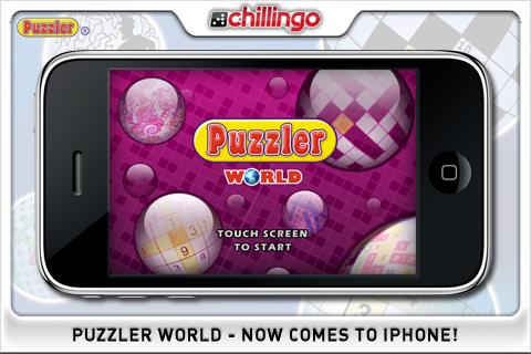 Puzzler World US Lite screenshot #1